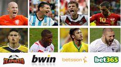 Brasil 2014: ¿Cuánto pagan los resultados de cuartos de final en casas de apuestas? - http://futbolvivo.tv/notas/internacionales/brasil-2014-cuanto-pagan-los-resultados-de-cuartos-de-final-en-casas-de-apuestas/