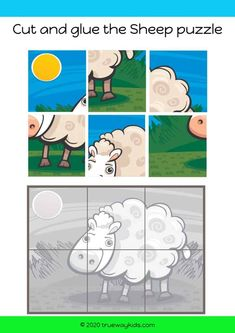 Free printable Bible lesson on Jesus' parables of lost things, focusing on the lost sheep and the lost coin. Fun Activities For Toddlers, Preschool Learning Activities, Preschool Worksheets, Kids Learning, Hand Crafts For Kids, Sunday School Crafts For Kids, Preschool Bible, Free Preschool, The Lost Sheep Activity