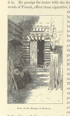 Image taken from page 354 of 'The Land of the Sphinx ... With ... illustrations, etc' | by The British Library