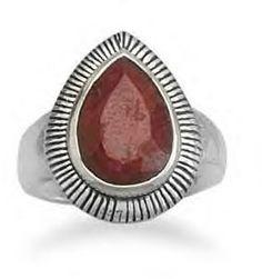 #salernosjewelrystore11.ecrater.com                 #ring                     #Pear #Shape #Ruby #Ring  Pear Shape Ruby Ring                                http://www.seapai.com/product.aspx?PID=183141