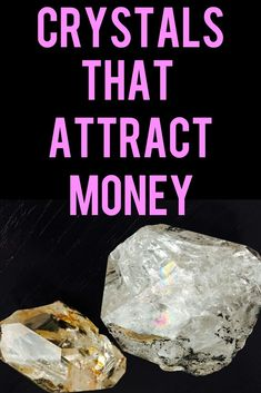 These crystals will attract money like a magnet into your life. Best Healing Crystals, Crystal Healing Stones, Stones And Crystals, Minerals And Gemstones, Rocks And Minerals, Crystals For Wealth, How To Polish Rocks, Rock Identification, Secret Book