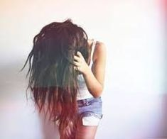 Tips with regard to excellent looking women's hair. An individual's hair is exactly what can easily define you as a person. To most individuals it is definitely vital to have a great hair do. Hair and beauty. Love Hair, Gorgeous Hair, Beautiful, Long Hair Cuts, Long Hair Styles, Makeup For Teens, Beach Hair, Favim, Brunette Hair