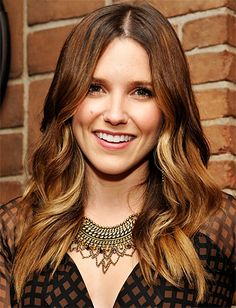 Between the carefree texture and sun-kissed highlights, #SophiaBush's effortless style screams surfer girl. #ombre http://news.instyle.com/photo-gallery/?postgallery=130026#