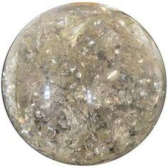 Marie-Claude de Fouquieres Fractal Resin Sphere Object