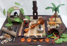 Imaginative playsets