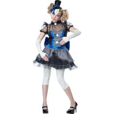 Adult Twisted Doll Costume