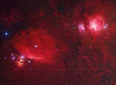 Orion deep field