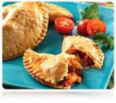 Receta de Empanada de Picadillo con salsa de Chipotle por Linda Brockmann