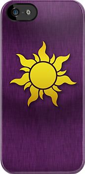Tangled Kingdom Sun Emblem     The sun symbol from Disney's Tangled. Perfect for any princess of the sun kingdom! Check my pin board for version 2 of this, which I think is even better!