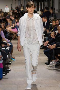 Herm�s: menswear spring/summer 2015