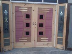 Lcd Wall Design, Flush Door Design, Single Door Design, Wooden Front Door Design, Grill Door Design, Door Gate Design, Pooja Room Door Design, Door Design Interior, Room Design Bedroom