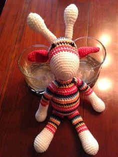 angel-eye's haakseltjes: Giraf
