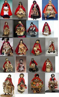 Peddler dolls