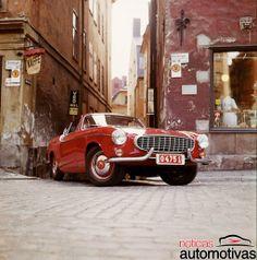 Volvo comemora 50 anos da fábrica de Torslanda com imagens do primeiro dia de trabalho | Notícias Automotivas - Carros