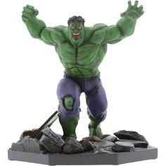 BAIT x Marvel Hulk Statue By MINDstyle (green) HULKSTATGRN - $99.99