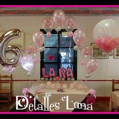 Cumpleaños de Lara en el Club de golf de Montequinto