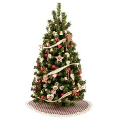 Country Christmas Tree With Skirt Types Of Christmas Trees, Country Christmas Trees, Miniature Christmas Trees, Christmas Gifts For Women, Outdoor Christmas Decorations, Holiday Decor, Holiday Fun, Christmas Quotes, Christmas Pictures