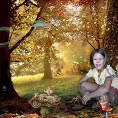 Autumn Glory - Scrapbookgraphics.com Gallery