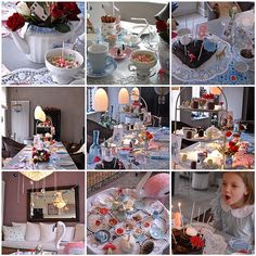 Alice in Wonderland Tea Party | Flickr - Photo Sharing!