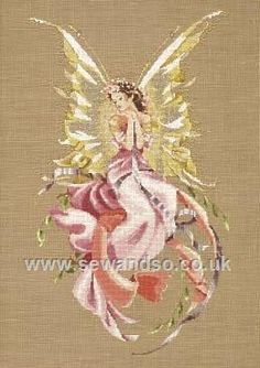 Shop online for MD38 - Titania, Queen of the Fairies Chart at sewandso.co.uk. Browse our great range of cross stitch and needlecraft products, in stock, with great prices and fast delivery.
