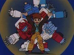 The Transformers Victory ending theme: Cybertron Banzai!