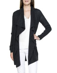 Food, Home, Clothing & General Merchandise available online! Waterfall Cardigan, Winter Outfits, Winter Clothes, Work Wardrobe, New Work, Duster Coat, Pretty, Mothers, Sweaters