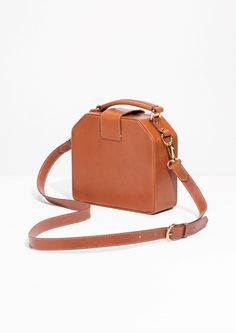 & Other Stories | Structured Leather Bag