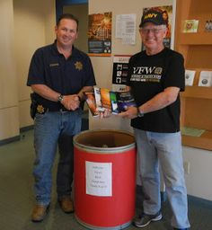 John Chadwell: Donating My Novels to the Troops