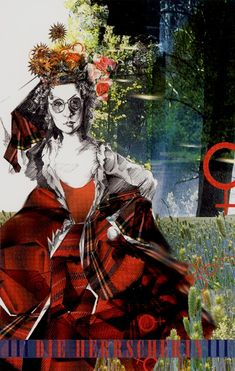 III. The Empress - Roni Tarot by Ronit Hartmann