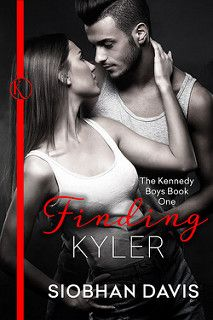 Cover Reveal: Finding Kyler by Siobhan Davis