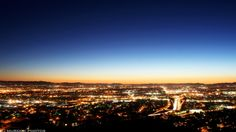 """""""What is your favorite view in LA?"""" SAN FERNANDO VALLEY Regarded as one of the world's great scenic drives, Mulholland Drive winds from the Hollywood Hills, across the spine of the Santa Monica Mountains, and west towards the Pacific Ocean. It also offers spectacular views of the San Fernando Valley, as described by this fan: """"If you take Mulholland towards the west, there's a point where you can see the entire Valley, Los Angeles and the Ocean all at once."""