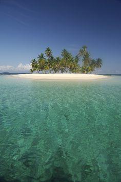 El paraíso turquesa en 365 islas en San Blas (esto también es Panamá)