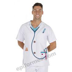 Blusa Branca Moletom Casaco Medicina Médicos Profissional