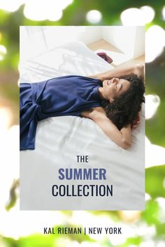 Summer is here at KAL RIEMAN, and we're launching our newest collection for Summer 2021. Find your perfect 2021 summer fashion trends with summer dresses, linen pants, and kimono tops, made for the summer style season. Our summer collection features clean lines, fluid silhouettes, and lightweight and breathable fabrics to keep you cool this summer. Shop more summer outfits and the Summer collection now at KAL RIEMAN. Women's Wardrobe Essentials, Capsule Wardrobe, Travel Outfit Summer, Summer Outfits, Summer Dresses, European Fashion, Timeless Fashion, Classic Wardrobe, Tailored Shirts
