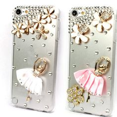 Clear Dancing Girls Hard Back Case Cover Skin for Apple iPod Touch 5g 5th | eBay this would be perfect