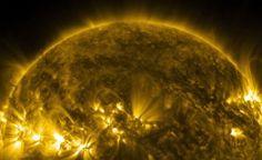 VÍDEO: NASA muestra el sol como nunca antes visto