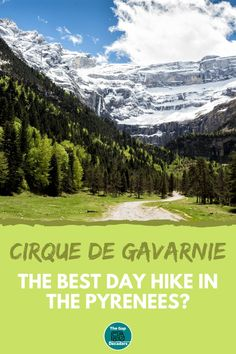 Find out all you need to know about this easy hike to the Cirque de Gavarnie in the French Pyrenees #hikingcirquedegavarnie #visitcirquedegavarnie #hikingfrance #hikingpyrenees Hiking Norway, Hiking Europe, Road Trip France, France Travel, Bucket List Destinations, Travel Destinations, Mont Blanc Hike, Hiking Wear, France Photos