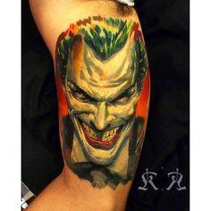 Tattoo Spirit, Diy Mask, Different Colors, Tattoo Designs, Skull, Portrait, Face Diy, Tattoos, Joker