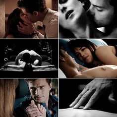 Fifty Shades of Grey movie Jamie Dornan and Dakota Johnson