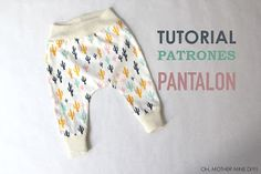 DIY Tutorial y patrones legins (modelo - Oh, Mother Mine DIY! Baby Sewing Projects, Sewing Patterns For Kids, Sewing Baby Clothes, Diy Clothes, Diy Fashion Hacks, Clothing Hacks, Baby Wearing, Diy For Kids, Baby Dress