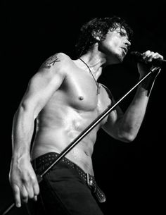 Chris Cornell at 48 - the guy looks fantastic