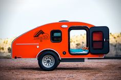 compact camping - Since living on the road can require most consumers to scale down their possessions for portability, the Timberleaf is a compact camping trailer th...