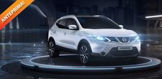 Scopri il nuovo Nissan Qashqai! #Top_Partners #Nissan #Qashqai