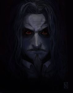 Hi guys! back after a couple of days offline for problems with the charger of my lap. Here goes a old pic (from 2005 or so) Based on the novel image of the vampire, the lord of shadows, master of d...