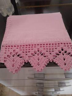 Crochet Collar Pattern, Crochet Border Patterns, Crochet Boarders, Crochet Lace Edging, Granny Square Crochet Pattern, Crochet Cross, Crochet Diagram, Doily Patterns, Crochet Quilt