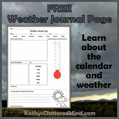 Twisting Tornadoes - Craft, Experiment, Journal Page and More