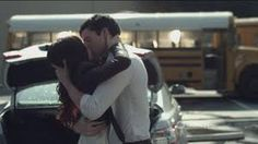 Aria and Mr Fitz reunited parking lot kiss - my newest obsession #PLL