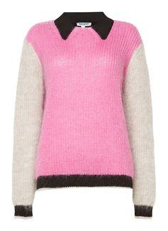 Op zoek naar Kenzo Colorblock pullover met ribgebreide kraag ? Ma t/m za voor 22.00 uur besteld, morgen in huis door PostNL.Gratis retourneren.