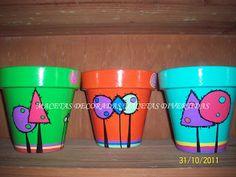 Doll in an Angel outfit amigurumi pattern Painted Clay Pots, Painted Flower Pots, Pebble Painting, Diy Painting, Cactus Clipart, Flower Pot Design, Terracotta Flower Pots, Pot Jardin, Cement Pots