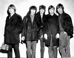 The band played its very first dates in the U.S., two of them at Carnegie Hall, in 1964. The next year, the self-styled world's most dangerous band played the old Academy of Music on 14th Street (now an NYU dorm) with Patti Labelle and the Bluebelles opening.